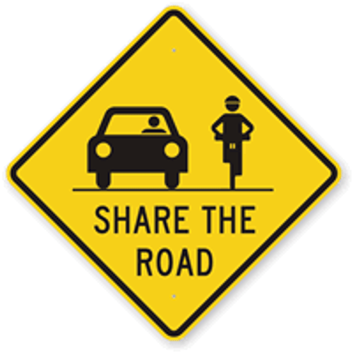 Share The Road - 3
