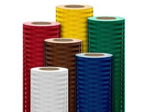 3M High Intensity Prismatic Reflective Sheeting all colors