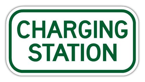Charging Station Sign