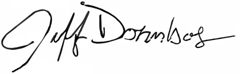 about us jeff dornbos signature