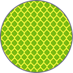 FLOURESCENT YELLOW –GREEN TYPE XI is used for pedestrian and school crossings, school buses and building evacuation signs.