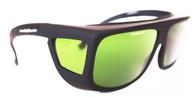 LG-011L IPL Safety Glasses - Light Shade - 190-1200nm - Fitover Glasses