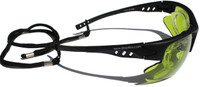 LG-001s YAG Laser Safety Glasses with Headstraps
