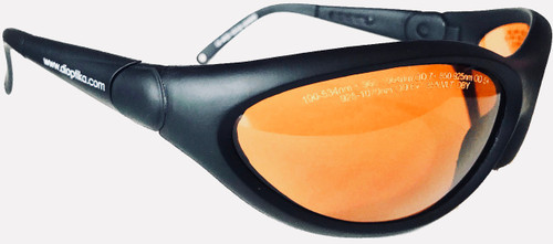 LG-003N 532nm 1064nm Nd YAG laser safety glasses