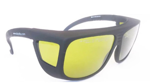 LG-346 755nm / 1064 nm High Vis Laser Safety Glasses - Fitover - OD 7+ LB7