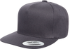 6007 Yupoong 5 Panel Cotton Twill Snapback