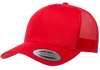 6606 Adjustable Retro Snapback Trucker