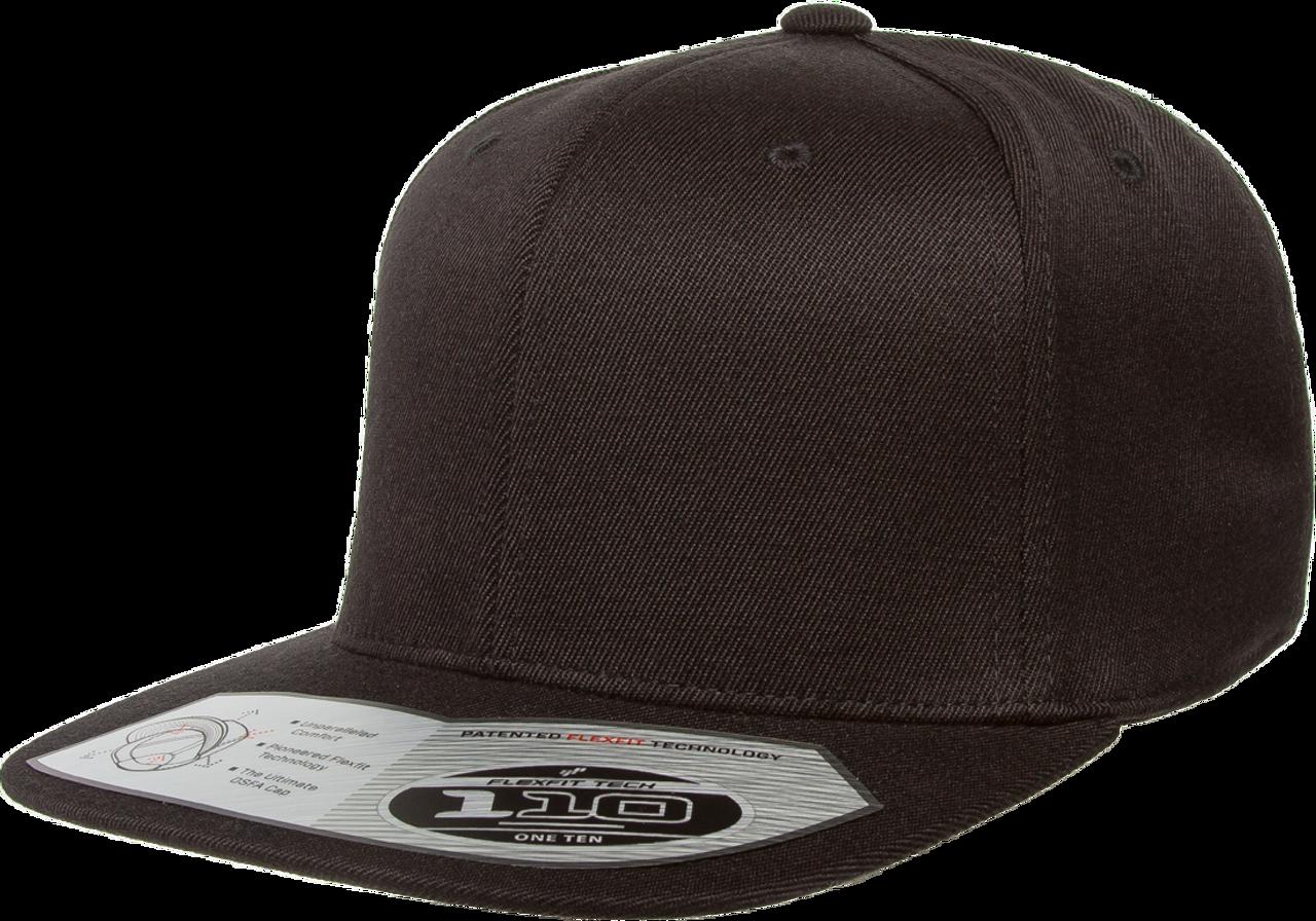 Red /& Grey Vintage Flat Bill Snap Back Cap Caps Hat
