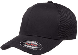 Flexfit Ultrafibre Airmesh Cap - Black