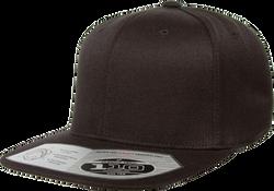 110F Flexfit One Ten Snapback-Black