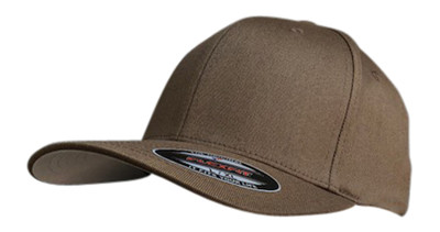 Flexfit Coyote Brown Hats Now Available!