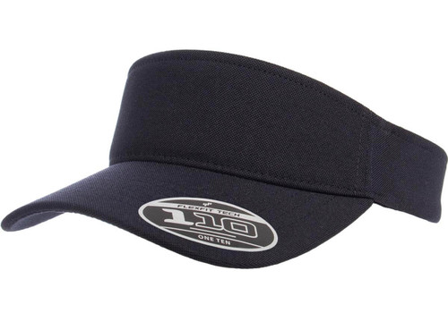 8110 -110 Visor Caps - Black