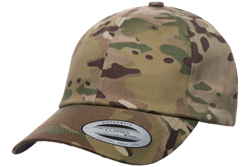 6245MC Low Profile Cotton Twill -MULTICAM®