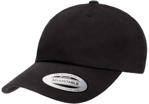 6245CM Adjustable Cotton Twill Dad Hat