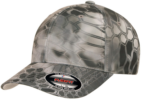 New Flexfit® Kryptek® Curved Visor Cap 6277KR-RAID