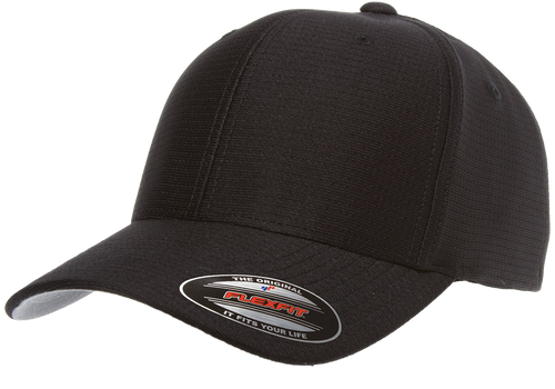 Flexfit Hat Cool & Dry Calocks Cap - Black