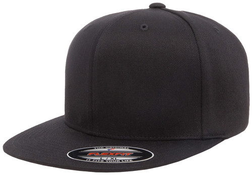6297F Flexfit Hat Pro-Baseball On-Field Shape Cap