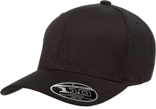 Flexfit 110 Pro Formance Cap - Black