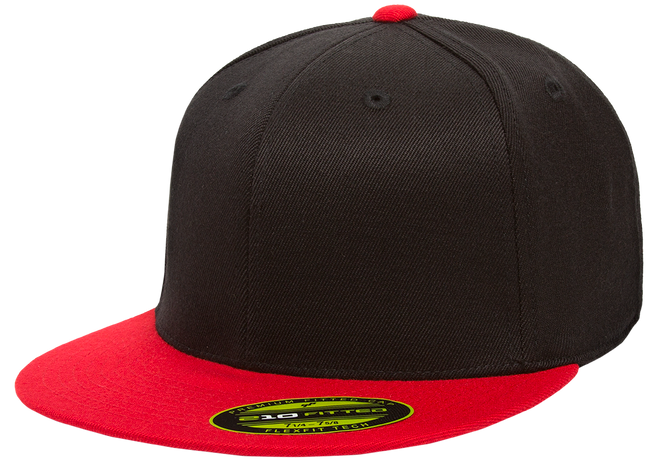 6210T Flexfit Premium 2-Tone Fitted 210 Cap