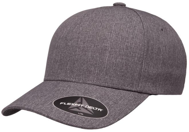 Flexfit Delta 180 Carbon Cap | Premium Performance Cool & Dry Hat