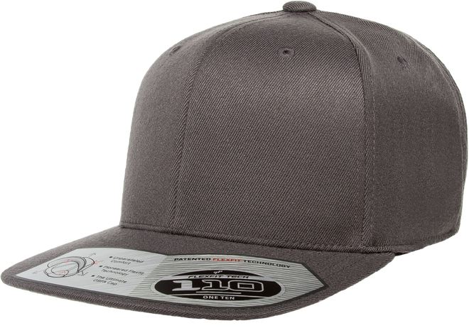 110F Flexfit One Ten Snapback - The Hat Pros 61c033fb1540