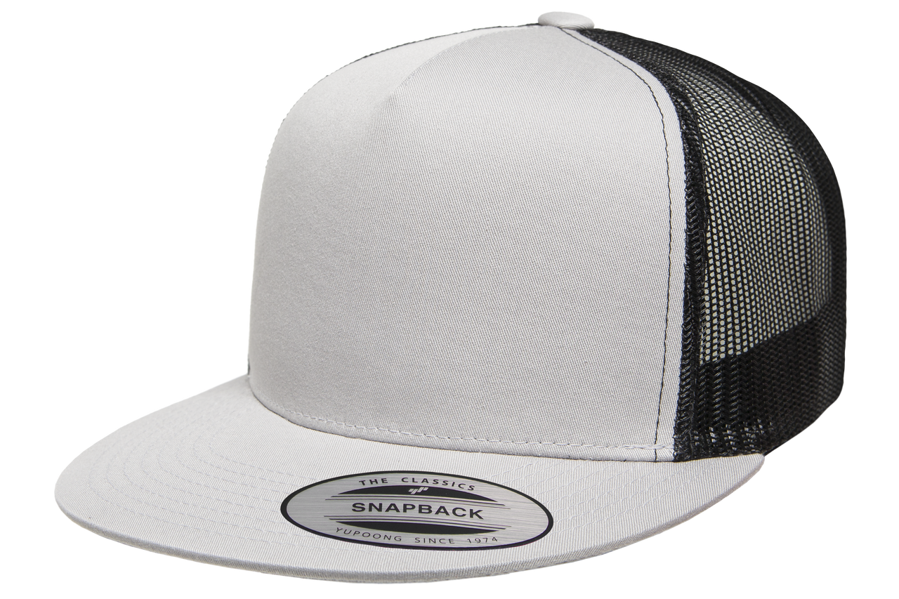 9e2013cf62c736 6006T Classic Snapback Trucker Two-Tone - The Hat Pros