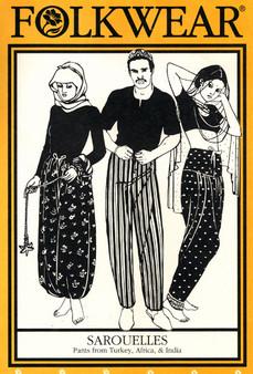 Folkwear #119 ~Sarouelles
