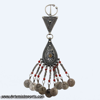 Fibulae from Morocco ~ Large - Belly Dance
