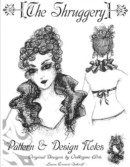 Belly Dance / Tribal / Fusion Pattern by Tempest -  The Shruggery Pattern