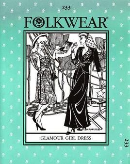 Folkwear #233 ~ Glamour Girl Dress