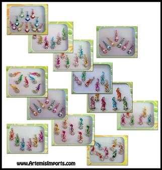 Gorgeous Multi-Color Rhinestone Bindis