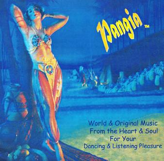 Pangia Volume 1 - World & Original Music ~ Belly Dance Music CD
