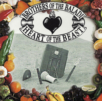 Brothers of the Baladi - Heart of the Beast (1998) ~ Belly Dance Music CD