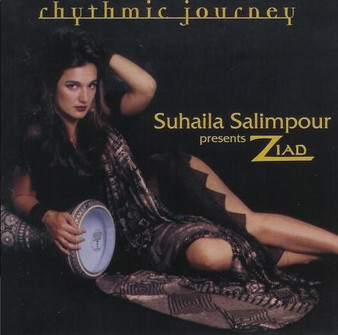 Rhythmic Journey Album - Suhaila Salimpour - Belly Dance Music CD