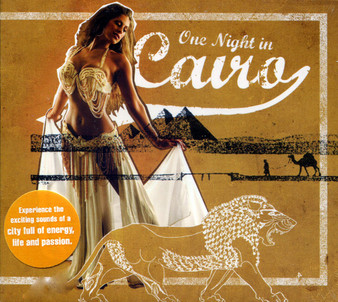 One Night in Cairo - Various Artists - Belly Dance Music