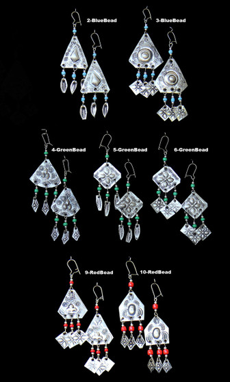 Berber Moroccan Earrings