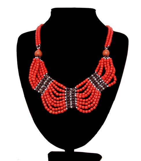 Berber Bead Moroccan Necklace