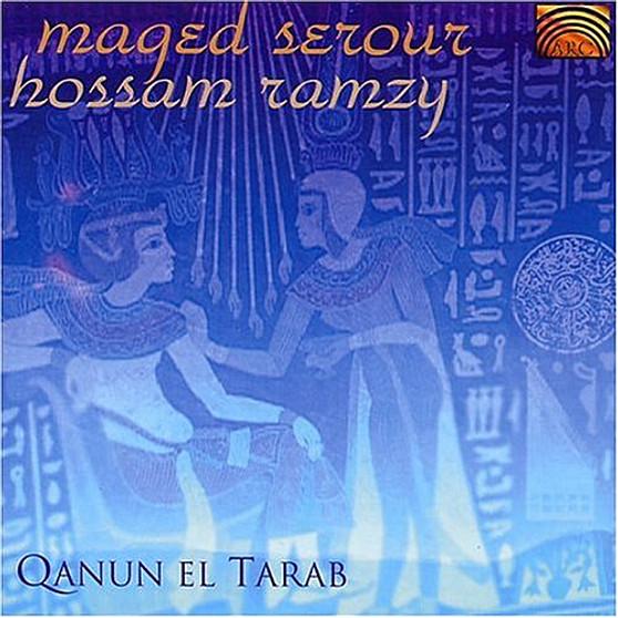 Quanun El Tarab by Hossam Ramzy & Maged Serour ~ Belly Dance Music CD
