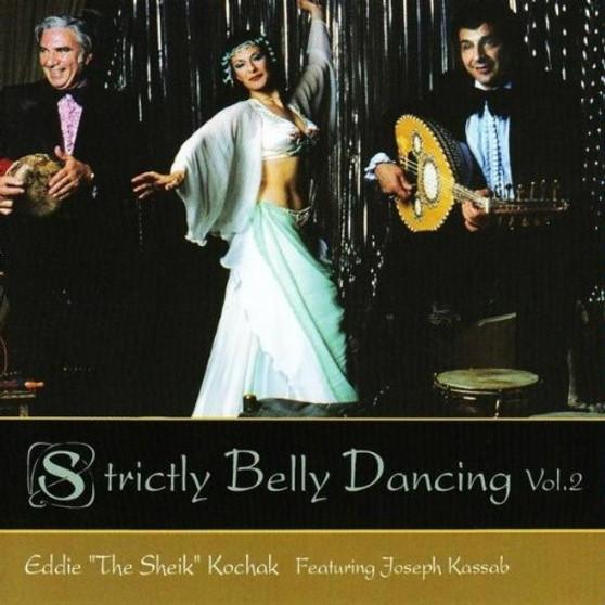 "Eddie ""The Sheik"" Kochak - Strictly Belly Dancing Volume 2"
