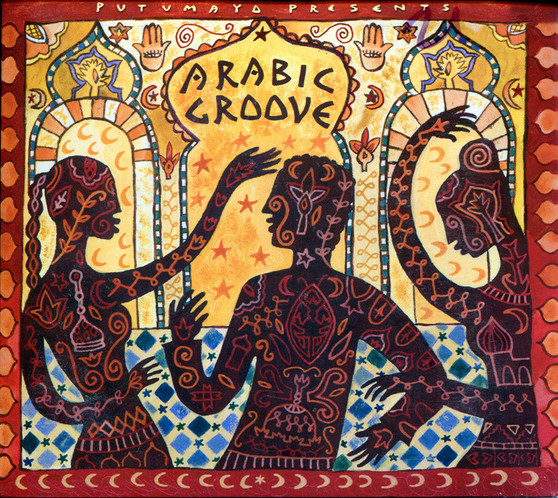 Arabic Groove - Belly Dance Music