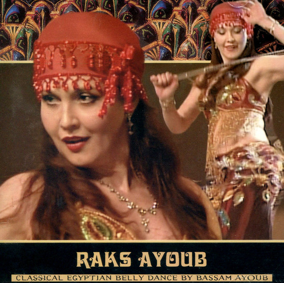 Raks Ayoub - Classical Egyptian Belly Dance Music