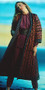 Folkwear #106 ~ Turkish Coat