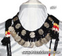 Berber Coin Headpieces, Necklace or Hip Accent #04