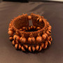 Bracelet - Large Ghungroo Bells in Copper
