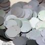 Silver ~ Antique Paillettes (Spangles)