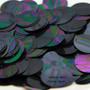 Black ~ Oil Slick Paillettes (Spangles)