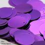 Plum Paillettes (Spangles)