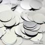 Silver Paillettes (Spangles)