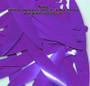 """Purple Paillettes (Spangles) ~ Size: 3 1/4"""" Tear Shaped Paillettes"""