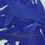 """Blue Paillettes (Spangles) ~ Size: 3 1/4"""" Tear Shaped Paillettes"""